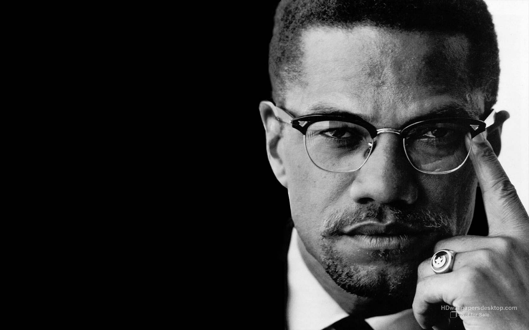 Looking Back at Malcolm X's Message to the Grassroots