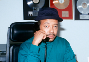 A Young Russell Simmons