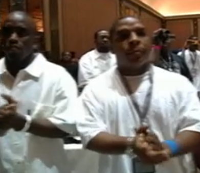 2001 Hip Hop summit