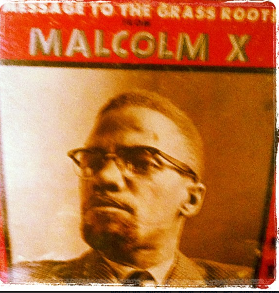 thesis on malcolm x