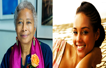 Alice Walker.. Alicia Keys