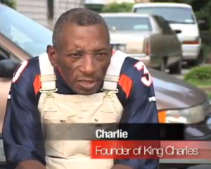 Founding Fathers King Charles