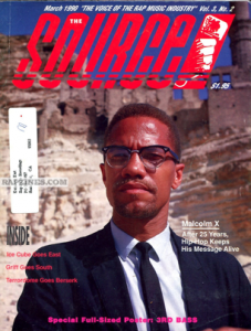 Malcolm X The Source