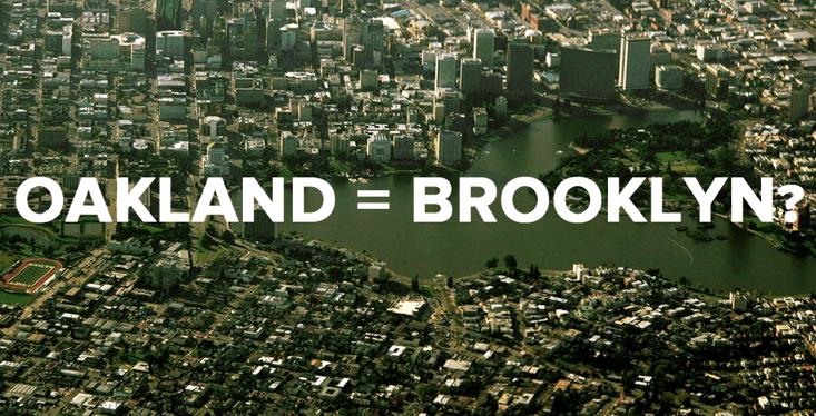 Oakland-Brooklyn