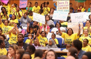 Oakland Parents fighting to keep local schools from being privatized
