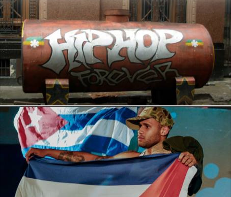 cuban rappers and sign